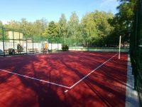 Волейболно игрище Златица