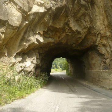 Тунел - укрепване